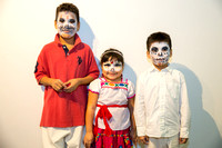 Dia De Los Muertos 2016 At The Pelham Art Center for The Pelham Post