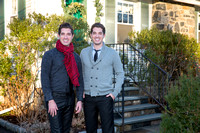 Will & Anthony Nunziata's Holiday Homecoming for The Pelham Post