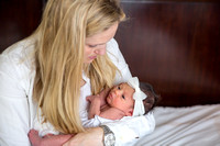Brittany Tuber Newborn and Family Photos Upper East Side NYC Photography by Moon Baby Photo