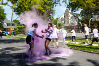 Project Community's Annual Spring Color Run 2017