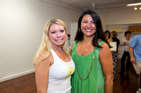 Grand Opening of BelleVie Yoga in Pelham NY photographed for The Pelham Post