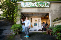 Artsfest 2016: Five Artists and A Cat: Open Studio Event At Highbrook Studio for The Pelham Post