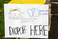 Hearts and Homes for Refugees Pelham October St Catharine's Winter Donation Drive NuDay Syria