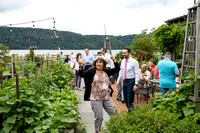 Joan Reese 70th Birthday Celebration at Harvest-on-Hudson Restaurant in Hastings-on-Hudson NY by Moon Baby Photo