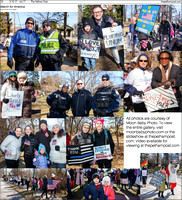 March for America in the March 15 2017 of The Pelham Post