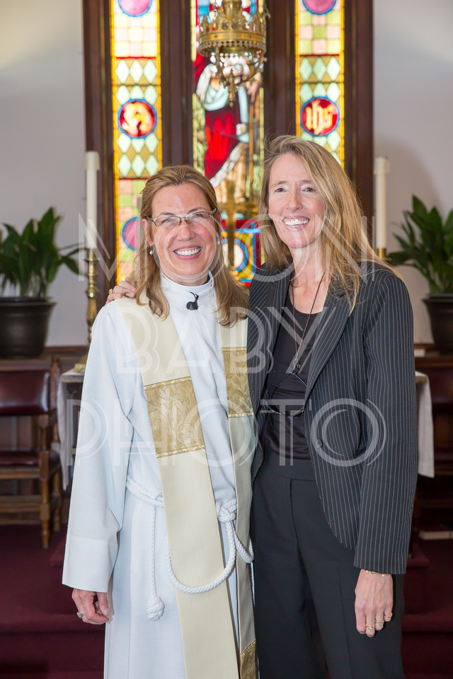The Institution of Rev. Jennie Talley as 20th Rector of St. John's Church, Wilmot with Bishop Allen Shin presiding