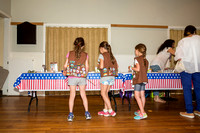 #OurFlag Kids Flag Day Celebration Larchmont Fire Dept. Flag Burning Girl Scouts American Legion 2017